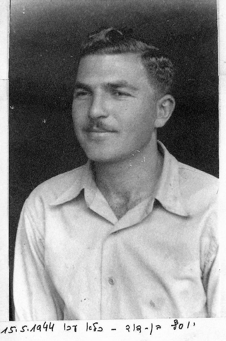 יוסף בן דוד בכלא עכו, 1944