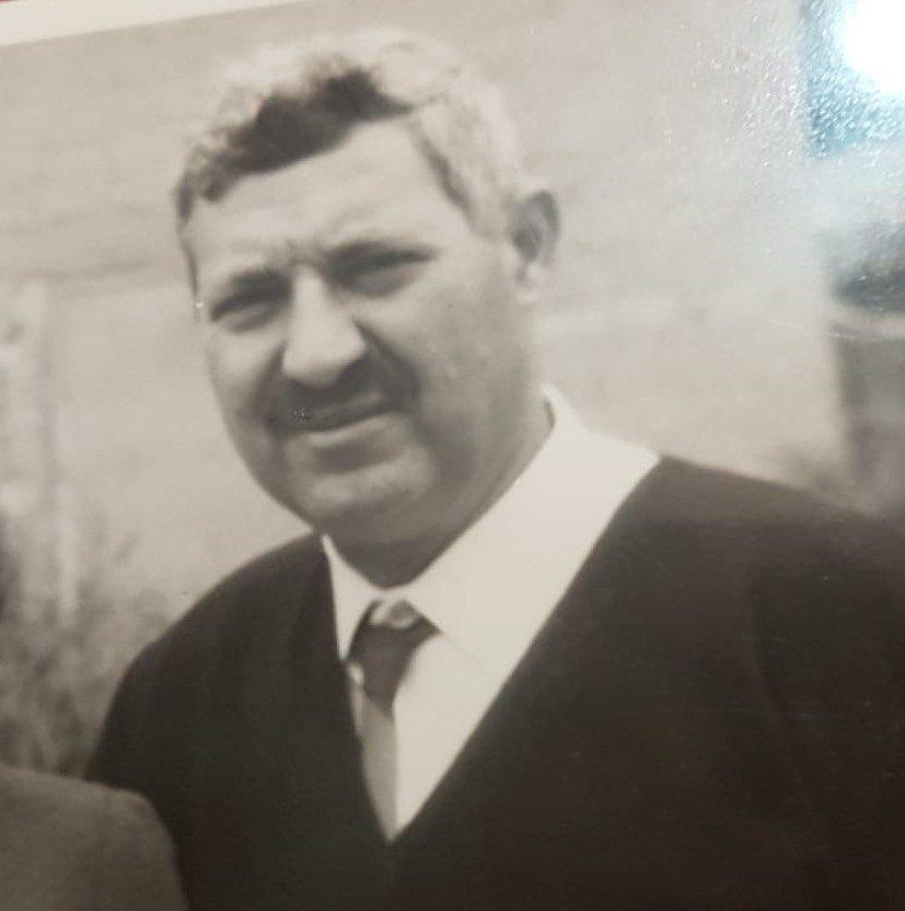 """יצחק קנטרוביץ """"יגאל"""""""