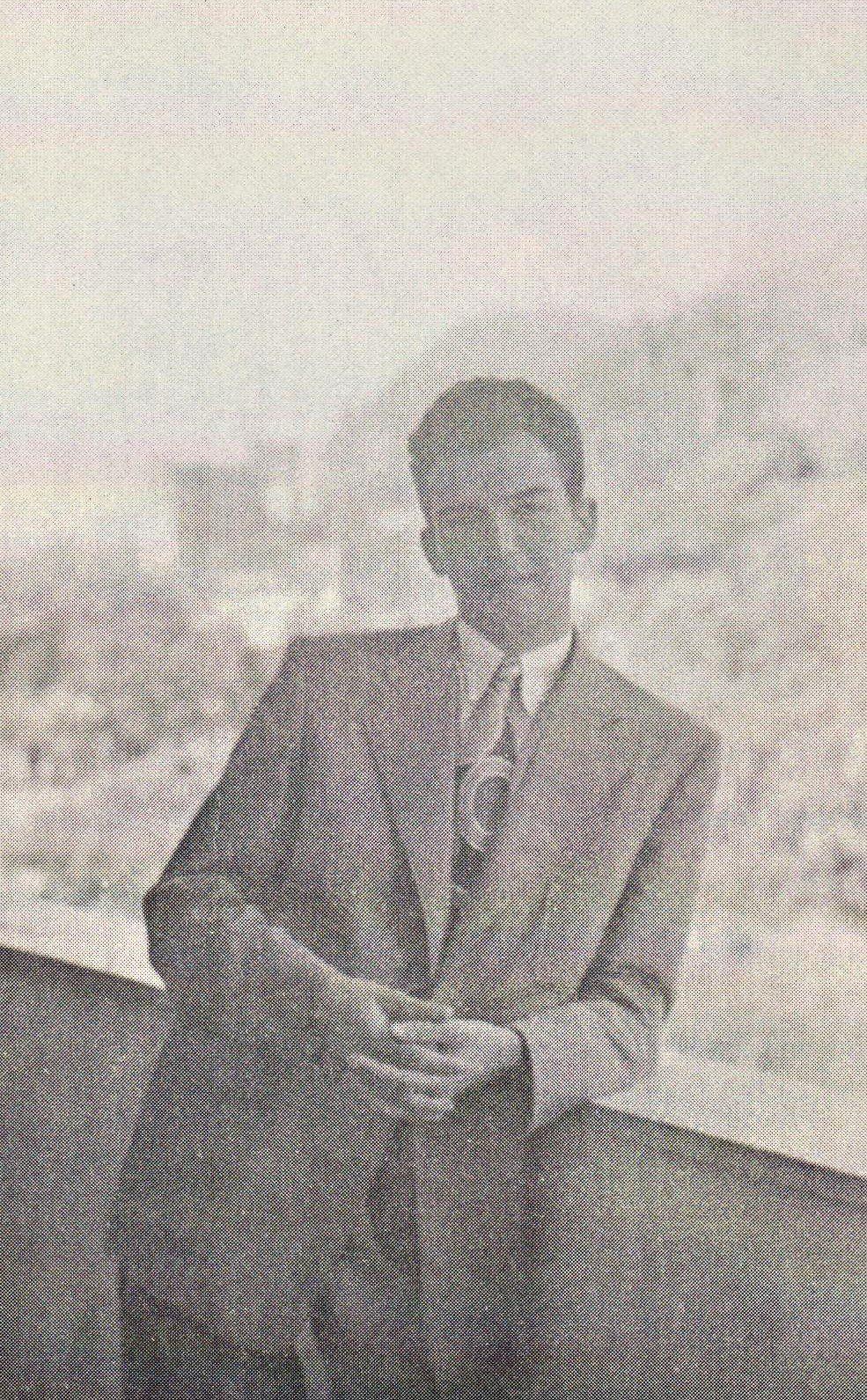 יעקב אנוך בברזיל בשנת 1948