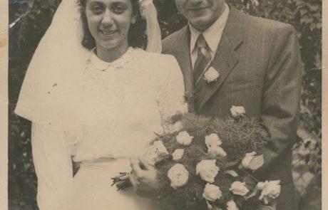 אהבה בימי מחתרת – חנה גלברד וחיים אפלבוים