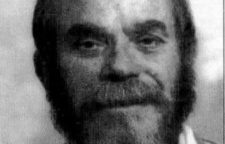 """בצער רב אנו מודיעים על פטירתו של חבר לח""""י, שמואל גרנביץ'."""