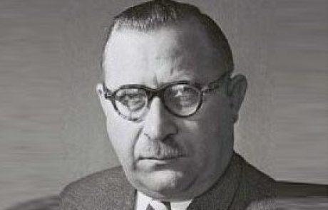 פרשת ניסיונות קשרי-חוץ מתקופת מלחמת העולם השניה