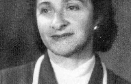 גזית יהודית אידה לבית גליקר – אמא