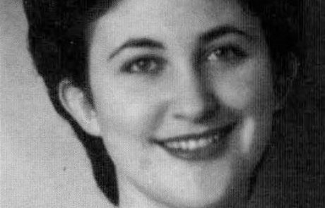 בצער רב אנו מודיעים על פטירתה של חברת לח״י רות גרוזין – ״דליה״